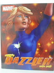 Picture of Marvel Universe 1990's Dazzler Resin Bust