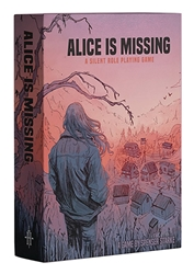 Picture of Alice is Missing RPG Game