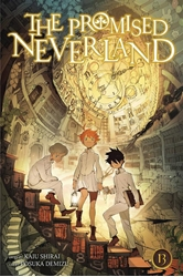 Picture of Promised Neverland Vol 13 SC