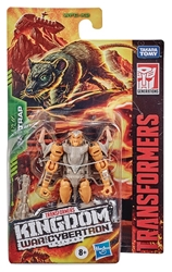 "Picture of Transformers Rattrap 3.5"" Figure"