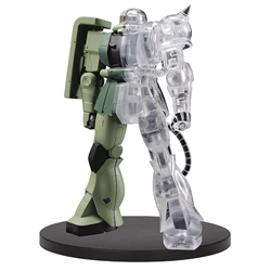Picture of Mobile Suit Gundam Internal Structure MS-06F Zaku II (ver. 1) Figure