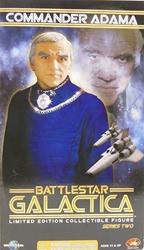 Picture of Battlestar Galactia Commander Adam Figure