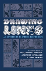 Picture of Drawing Lines Women Cartoonist Anthology HC