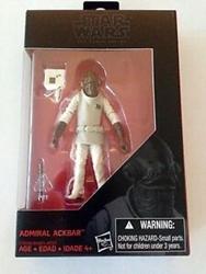 Picture of Star Wars Black Series Return of the Jedi Admiral Ackbar