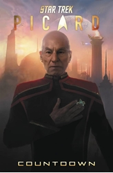 Picture of Star Trek Picard Countdown Vol 01 SC