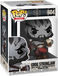 Picture of Pop Games Critical Role Grog Strongjaw Vinyl Figure