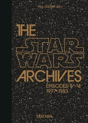 Picture of Star Wars Archives 1977-1983 HC Taschen 40th Anniversary Edition