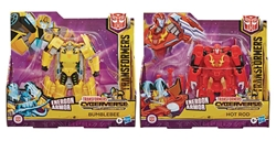 Picture of Transformers Cyberverse Ultra Hot Rod Action Figure