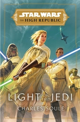 Picture of Star Wars High Republic Light of the Jedi HC Novel