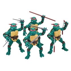 Picture of Teenage Mutant Ninja Turtles Leonardo Ninja Elite Series Action Figure PX Exclusive