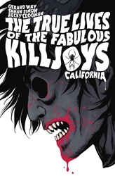 Picture of True Lives of the Fabulous Killjoys California HC