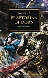 Picture of Warhammer 40k Praetorian Dorn SC Novel