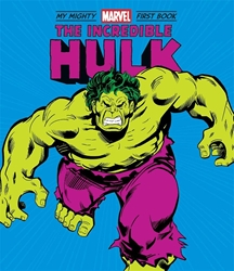 Picture of Incredible Hulk My Mighty Marvel First Book Board Book