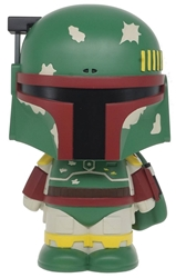 Picture of Star Wars Boba Fett Figural PVC Bank