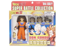 Picture of Dragon Ball Z Super Battle Collection Son Gokou Perfect Version Vol. 00