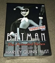 Picture of DC Comics Bust Harley Quinn New York Comic Con 2016
