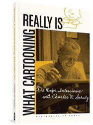 Picture of What Cartooning Really Is HC Interviews Charles Schulz