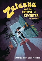 Picture of Zatanna and the House of Secrets SC