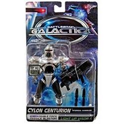 Picture of Battlestar Galactica Cylon Commander Action Figure