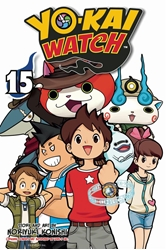 Picture of Yo-Kai Watch Vol 15 SC