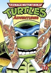 Picture of Teenage Mutant Ninja Turtles Adventures Vol 10 SC
