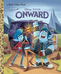 Picture of Onward Little Golden Book