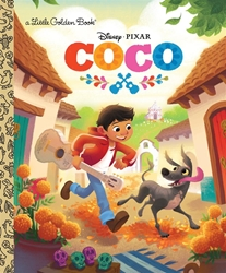 Picture of Coco Little Golden Board Book