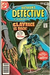 Picture of Detective Comics #478