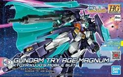 Picture of Gundam Build Divers Gundam Try Age Magnum HG Model Kit