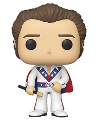 Picture of Pop Icons Evel Knievel with Cape Vinyl Figure