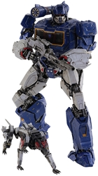 Picture of Transformers Soundwave and Ravage Threezero Collectible Figure