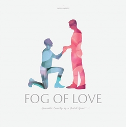 Picture of Fog of Love Board Game Male Cover