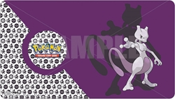 Picture of Pokemon TCG Mewtwo Playmat