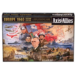 Picture of Axis and Allies Europe 1940 Board Game