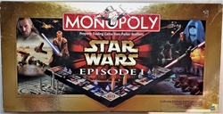 Picture of Star Wars Monopoly Episode I