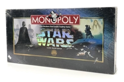 Picture of Star Wars Monopoly Classic Trilogy Edition