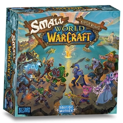 Picture of Small World of Warcraft Board Game