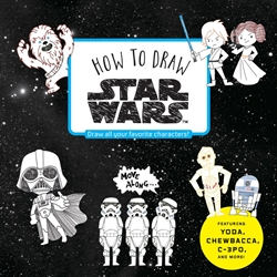 Picture of How to Draw Star Wars SC