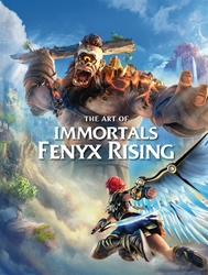 Picture of Art of Immortals Fenyx Rising HC