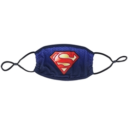 Picture of Superman Adjustable Face Cover