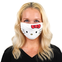 Picture of Hello Kitty Adjustable Face Cover