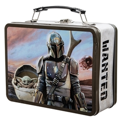 Picture of Star Wars Mandalorian Large Tin Tote