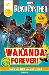 Picture of Black Panther Wakanda Forever! SC DK Readers Level 2