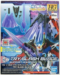 Picture of Gundam Build Divers Re:Rise Try Slash Blade HGBD:R Model Kit