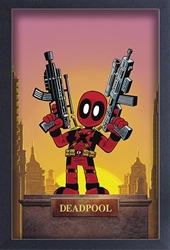 Picture of Deadpool Skottie Young Framed Print