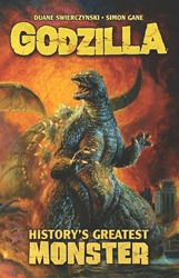 Picture of Godzilla History's Greatest Monster SC