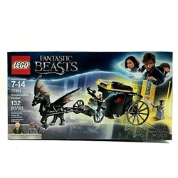 Picture of LEGO Fantastic Beasts Grindelwalds Escape 132 Pieces