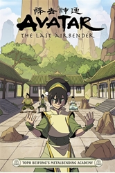 Picture of Avatar the Last Airbender Metalbending Academy Vol 00 SC