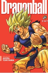 Picture of Dragon Ball 3-In-1 Vol 09 SC 25, 26, & 27