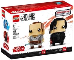 Picture of Lego Star Wars Brick Headz Rey Kylo Ren Limited Editioon Collectors Pack 249 Pieces